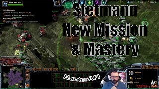 Stetmann Mastery and Mission [He Talks to Himself]