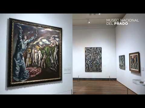 El Greco y la pintura moderna. La exposición