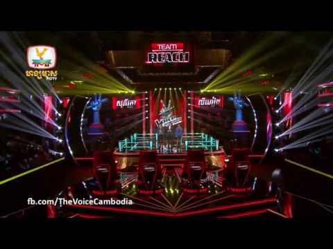 The Voice Cambodia - Heang Sopheaktra VS Sun Liheang - Mean Neang Kor Thunh - 14 Sep 2014