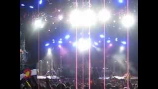 PRETTY LIGHTS - Hot Like Sauce at Sasquatch Music Festival 2012