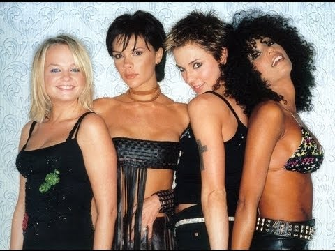 Spice Girls - My Strongest Suit