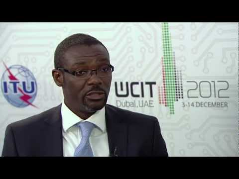 ITU INTERVIEW @ WCIT - 12: Adiel Akplogan, CEO, AFRINIC