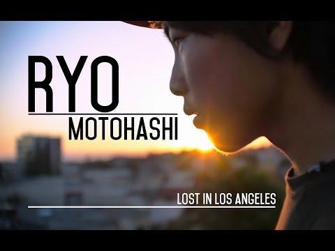 Sponsor Me Video - 15 Years Old Ryo Motohashi - Lost In Los Angeles
