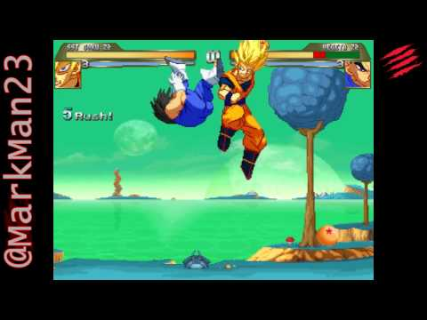 Hyper Dragonball Z? This Game Is Legit. video