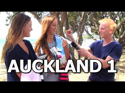Joe Goes To NEW ZEALAND: AUCKLAND (Part 1 of 3)