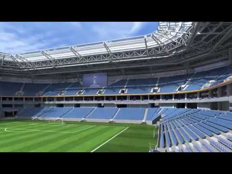 Стадион Калининград к ЧМ-2018