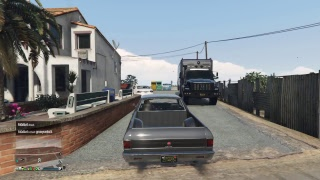 GTA V online Terrorbyte / Club TV