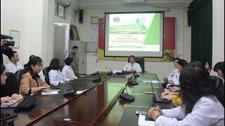 Họp báo công bố vụ hơn 400 học sinh nhiễm sán lợn ở Bắc Ninh