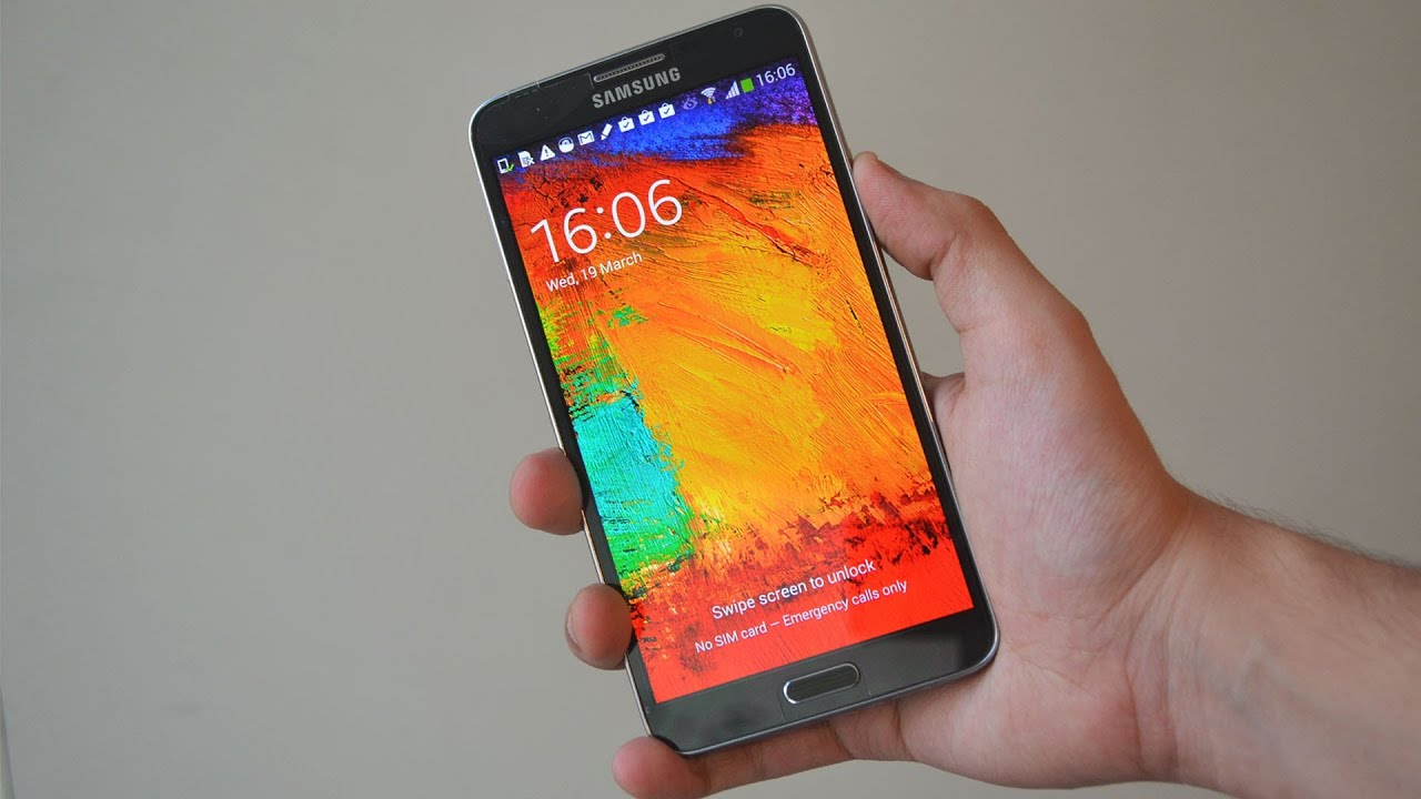 Samsung Galaxy Note Downloads