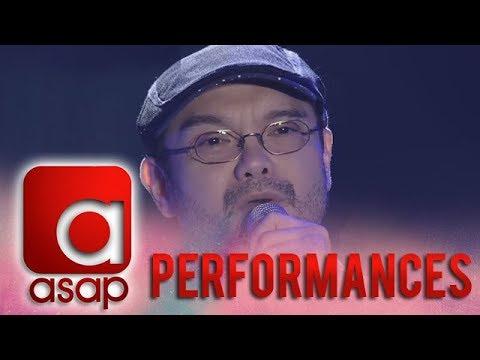 ASAP: Wency Cornejo performs
