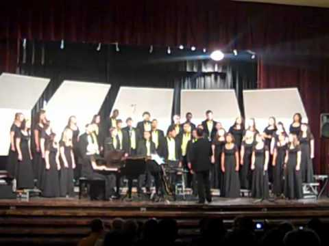 """Haven't Met You Yet"" by Michael Buble- 2011 Pueblo East High School Les Jongleurs"