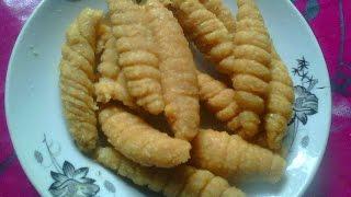Bangladeshi Pitha Recipe- Taler Vomra Pitha তালের ভোমড়া পিঠা