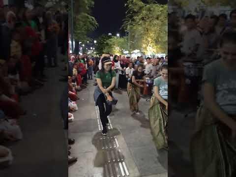 Goyang Sayang 2 Huang Hun - Malioboro Jogjakarta