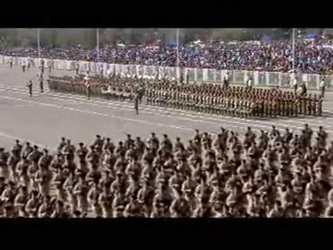 Transmisión completa de la Parada Militar 2014