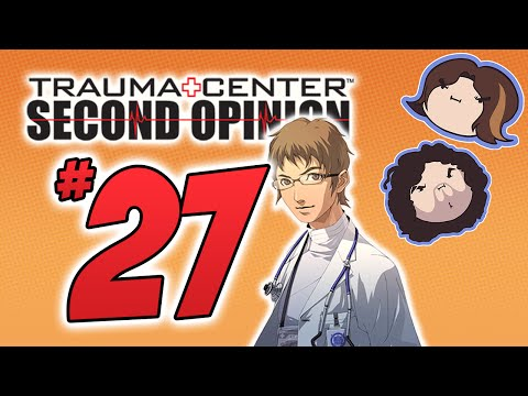 Trauma Center Second Opinion: Colorblind - PART 27 - Game Grumps