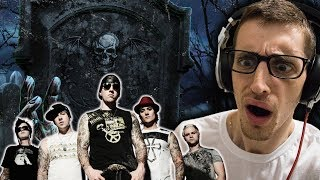 "Hip-Hop Head's FIRST TIME Hearing ""Buried Alive"" by AVENGED SEVENFOLD"