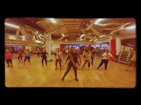 "ZombieZumba - Jatomi Fitness Forum Gliwice - ""Thriller"" - Michael Jackson"