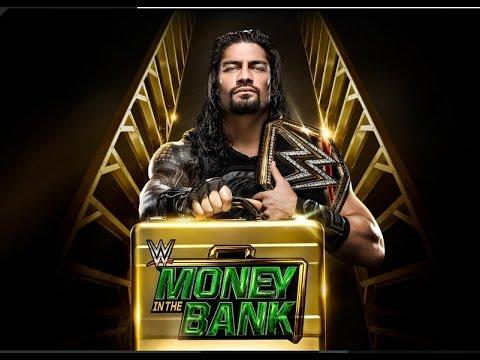 WWE Money In The Bank 2016 Version WWE 2K16