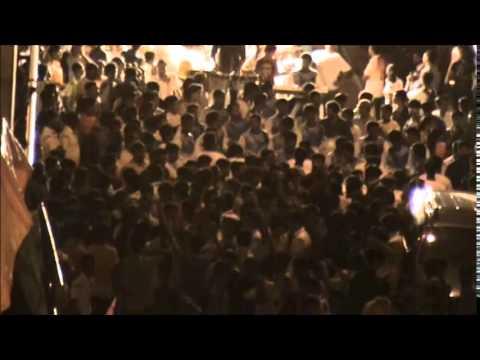 Mumbaicha Raja  ( Ganesh Galli )  Aagman 2014 no. 1