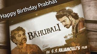 Making of Baahubali - Happy Birthday Prabhas