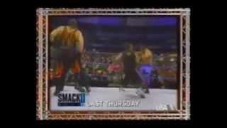 RAW IS WAR) Sep. 4th, 2000) Chris Benoit vs. Kane) Official Full Match)