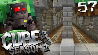 Minecraft Cube SMP S2 Episode 57: Subway System