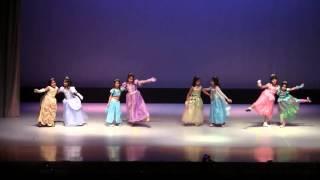 Itti Si Hassi Itti Si Khushi - Fort Myers Diwali 2014