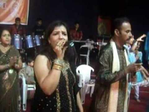 Ami Orchestra - Navratri 2009 At Digambar Jain Samaj Day-9 video