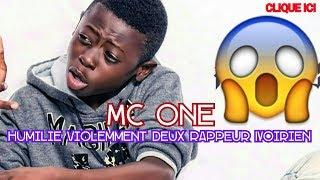 MC ONE - Humilie Violemment Deux Rappeurs Ivoiriens 😱