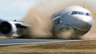 Surviving a Turbulent Crash Landing on the SFO Runway