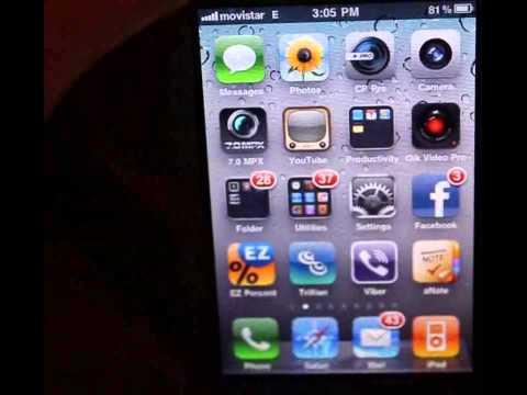 Movistar Internet. velocidad en celular. Review de Movistar internet