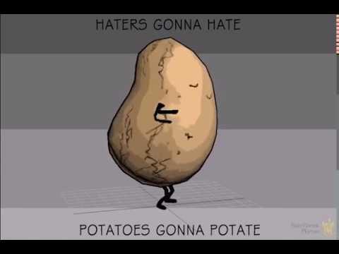 Potatoes Gonna Potate Potatoes Gonna Potate