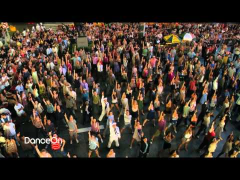 Friends With Benefits Dance Scene Flash Mob W Justin Timberlake ...
