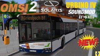OMSI 2 [60 FPS] - SOLARIS URBINO IV Morphi-Update - Let's Play Omsi 2 [#490]