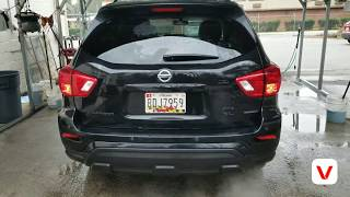 Review of 2018 #NISSAN #PATHFINDER #MIDNIGHT #EDITION