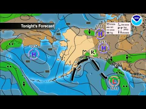 June 16, 2015 Alaska Weather Daily Briefing