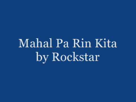 Mahal Pa Rin Kita - Rockstar video