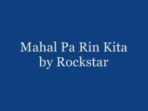 Mahal Pa Rin Kita - Rockstar video