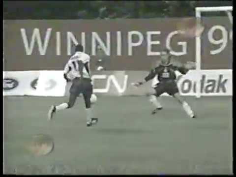 Winnipeg 1999 CANADA 0 HONDURAS 2 AGO 3 1999