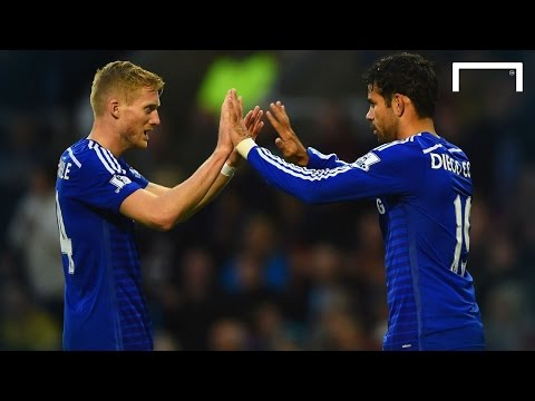 Burnley 1-3 Chelsea | Mourinho pleased with 'deserved' win