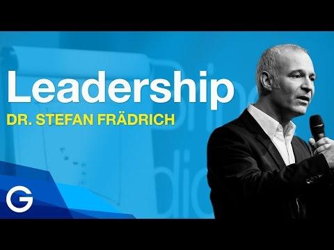 Die zehn Gebote erfolgreicher Führung – Erfolgreiche Führungsstile // Dr. Stefan Frädrich
