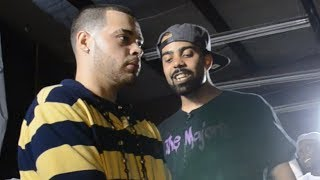 AHAT Rap Battle | Keyz vs Lefty 2 Guns