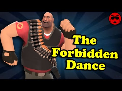 Team Fortress 2s Forbidden Dance...THE CONGA! - Culture Shock...