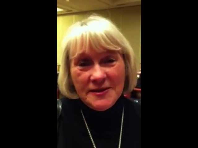 Author U Extravaganza 2013 Feedback from Pat Morgan