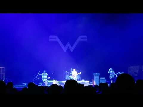 Weezer Performing Africa At Coachella 2019 Weekend 1