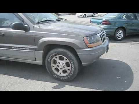 Attempt to Drive the Jeep Grand Cherokee With Blown Engine Video