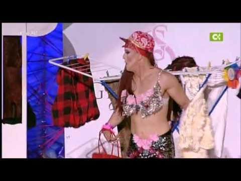 Despedida Drag Grimassira Maeva - Gala Drag Queen Las Palmas de Gran Canaria 2015