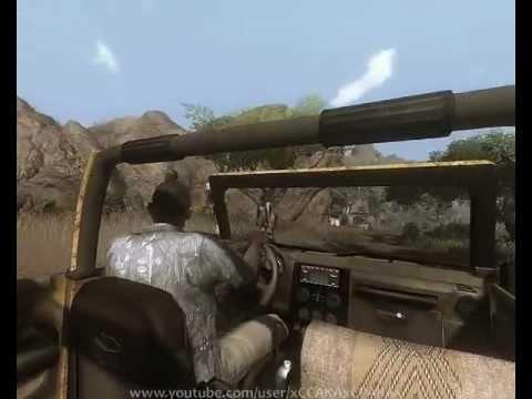 🎮 Far Cry 2 прохождение - Введение/Тренировка - [1/5]