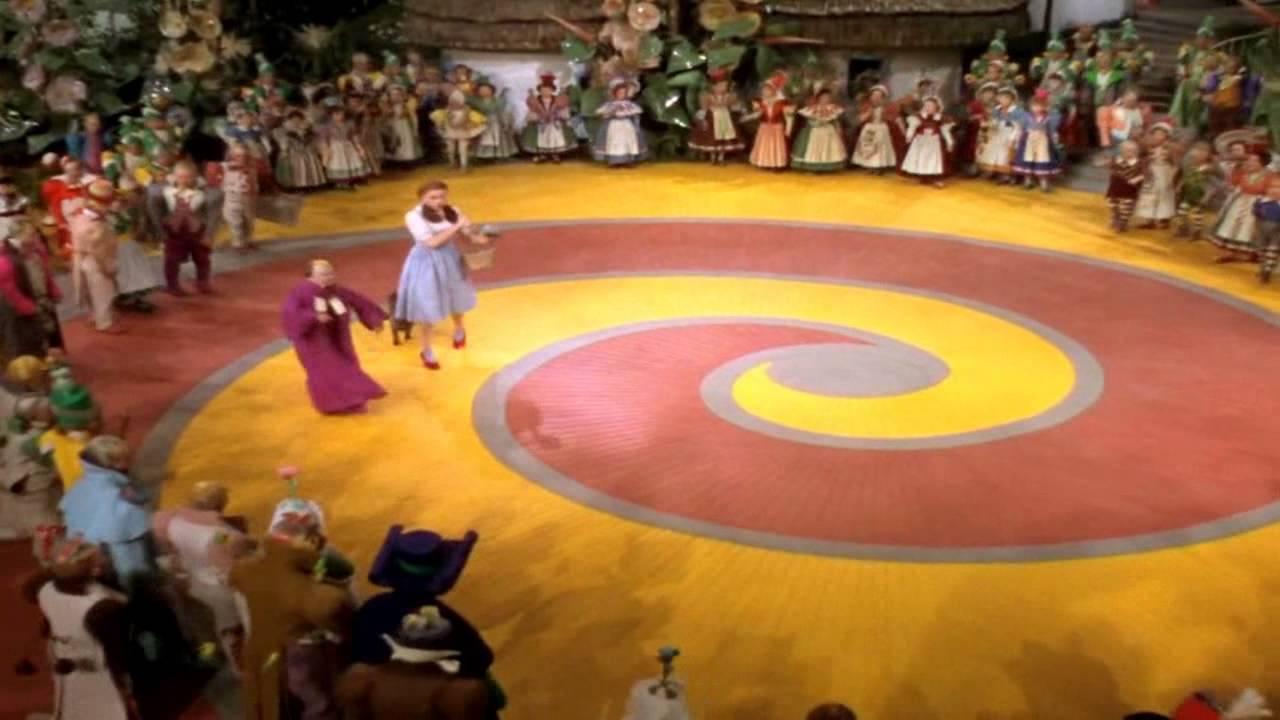 Wizard Of Oz Yellow Brick Road Follow the yellow brick road