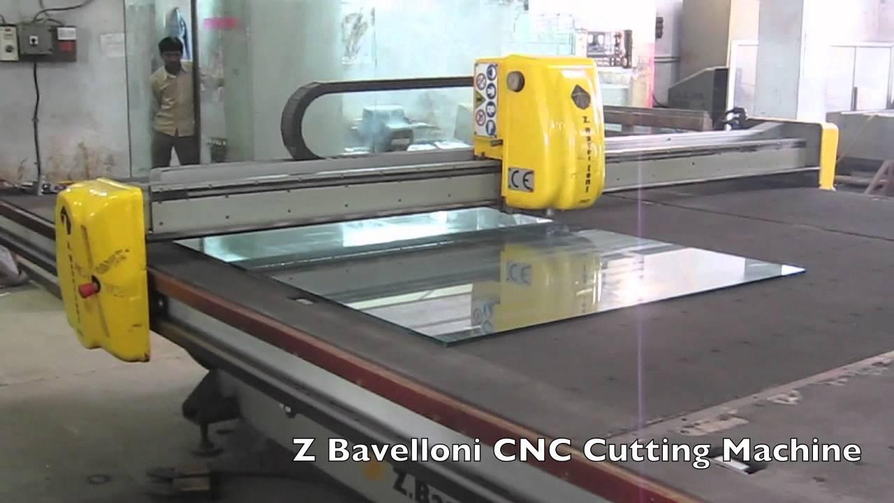 Z Bavelloni Cutting Machine Youtube